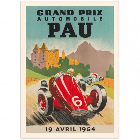 Pau Grand Prix 1954