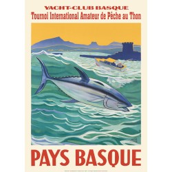 YACHT CLUB BASQUE - PÊCHE AU THON