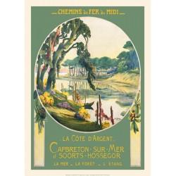 CAPBRETON-SOORTS-HOSSEGOR ,  La Côte d'argent