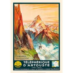 LE TÉLÉPHÉRIQUE D'ARTOUSTE -  Vallée d'Ossau