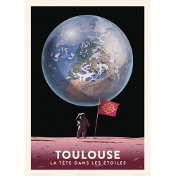 Toulouse , la tête dans les étoiles