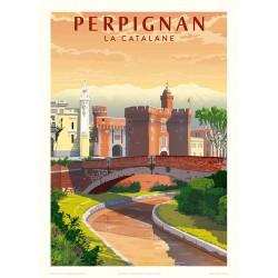 PERPIGNAN , la catalane