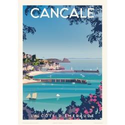 Cancale , la Côte d'émeraude