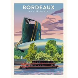 BORDEAUX , la Cité du Vin