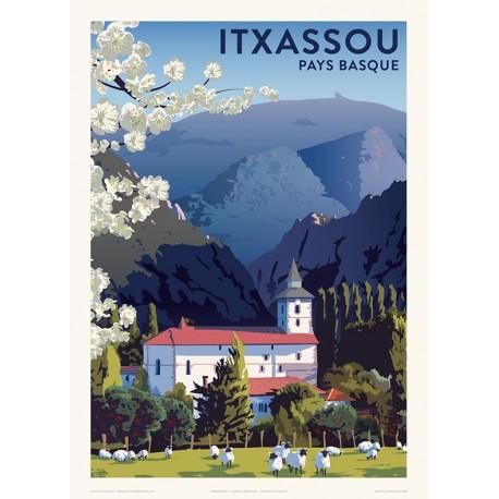 ITXASSOU , Pays Basque