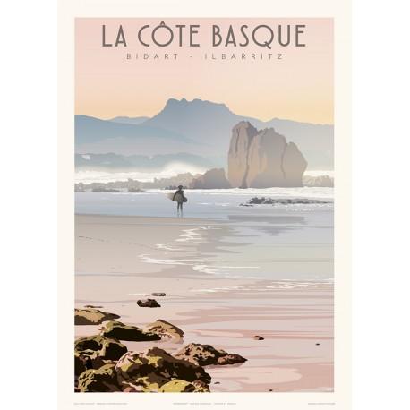 La Côte Basque , Bidart-Ilbarritz