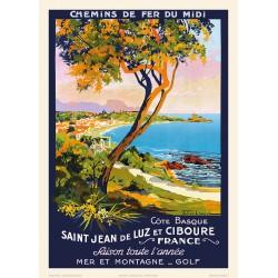 St jean luz et Ciboure , Côte basque