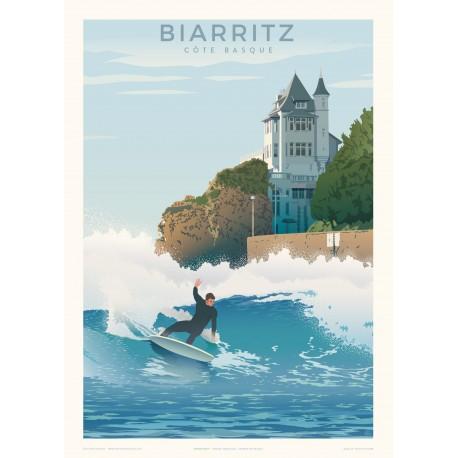 Biarritz, Plage des basques